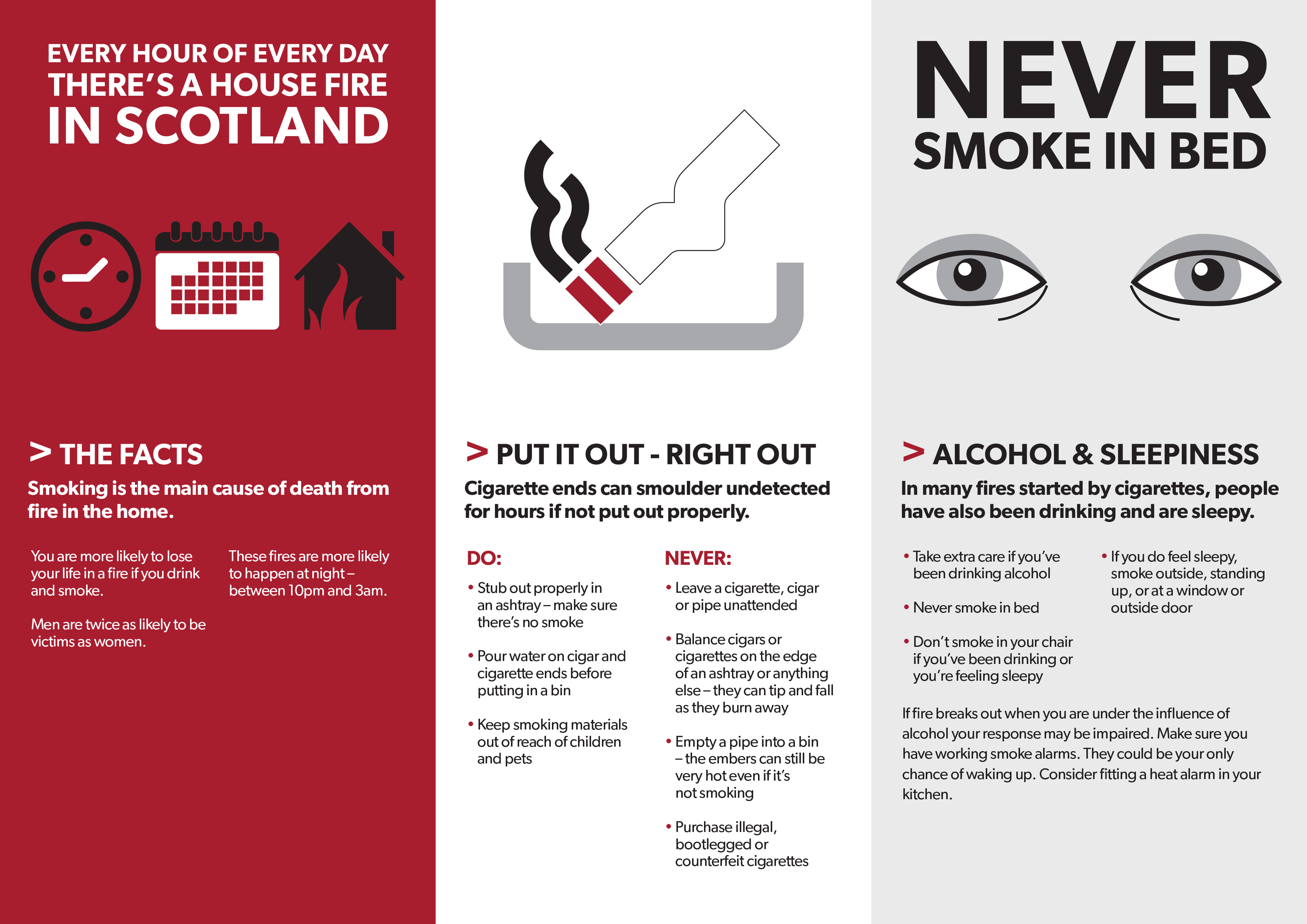 Fire Safety - A message from Chief Executive James Strang - Parkhead ...